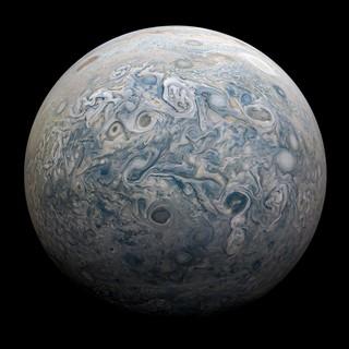 Jupiter - Perijove 25 - Composite