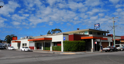 Warners Bay Hotel, Warners Bay, Newcastle, NSW.