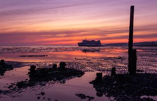 vlieland departure ferry