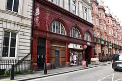 Down Street - Hidden London Tour