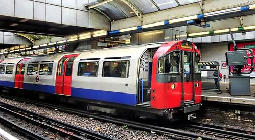 Hammersmith tube