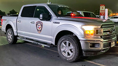 San Antonio Stock Show and Rodeo Police Ford F-150