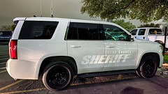 Bexar County Sheriff Chevy Tahoe