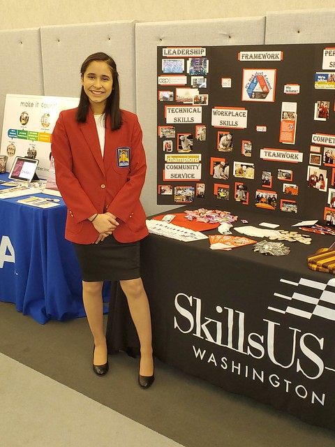 SkillsUSA Washington (HS)