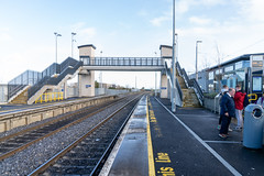 BROOMBRIDGE RAILWAY STATION [BESIDE THE LUAS TRAM STOP]-160487