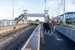 BROOMBRIDGE RAILWAY STATION [BESIDE THE LUAS TRAM STOP]-160488