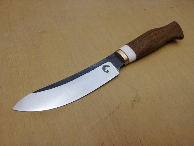 160. Hunting knife #26
