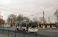 Closing of Tver trolleybus