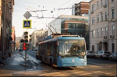 Moscow trolleybus 2020-02