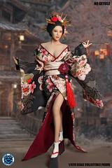 SUPER DUCK SUD SET052 Kimono Set   07