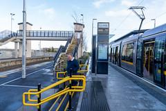 BROOMBRIDGE RAILWAY STATION [BESIDE THE LUAS TRAM STOP]-160485