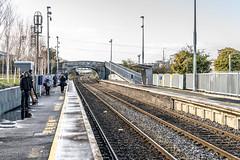 BROOMBRIDGE RAILWAY STATION [BESIDE THE LUAS TRAM STOP]-160486