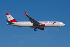 OE-LAY 767-300(WL) Austrian Airlines