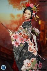 SUPER DUCK SUD SET052 Kimono Set   03