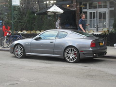 Maserati 4200 GT Coupe
