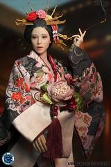 SUPER DUCK SUD SET052 Kimono Set   02