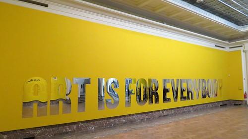 Keith Haring expo / Bruxelles - 20 feb 2019