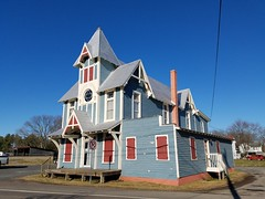 former Masonic Lodge / General Store / Post office in Brandy Station, Virginia
