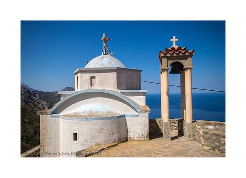 Olympos, northern Karpathos