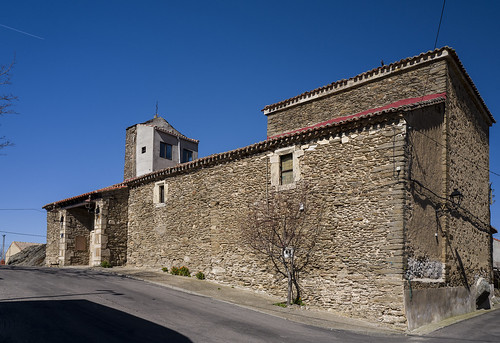 Zarzuela de Jadraque, Iglesia de San Clemente.