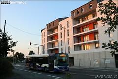 Heuliez Bus GX 327 – Tisséo n°0654