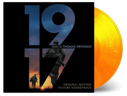 Bande originale du film 1917 – vinyle édition limitée jaune