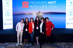 Frontiers NEXT Wellbeing - DUBAI