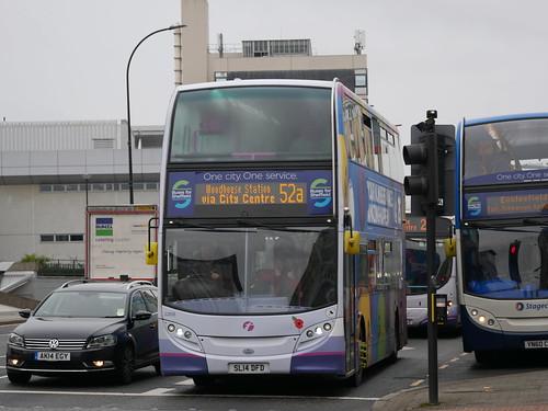 First Sheffield 33858 - SL14 DFD