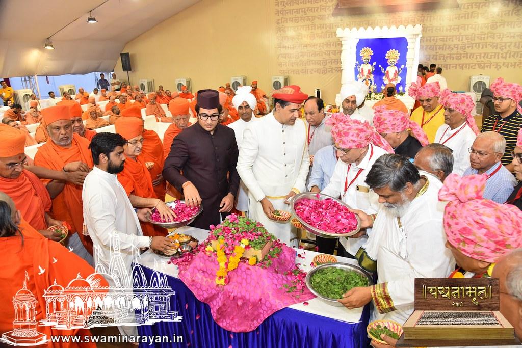 Vachnamrut Mahotsav (Day 2) - Kalupur Mandir