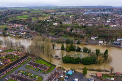 Bridgnorth floods 2020