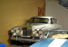 1954 Rolls-Royce Silver Wraith LWB Special Saloon Vignale