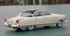 IKA Kaiser Carabela (1958)