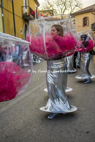 Montemarano (AV), 2020, Carnevale.