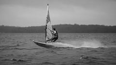 Windsurfers @ the lake