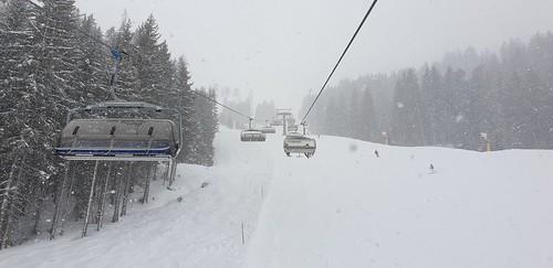 Heute Schnee