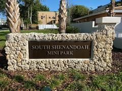 South Shenandoah Mini Park Miami