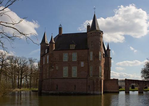 Heeswijk-Dinther - Kasteel Heeswijk