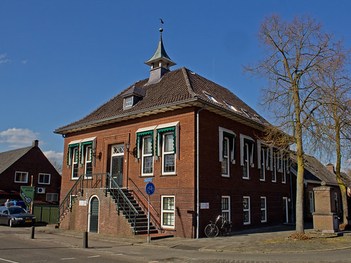 Dinther - oude raadhuis