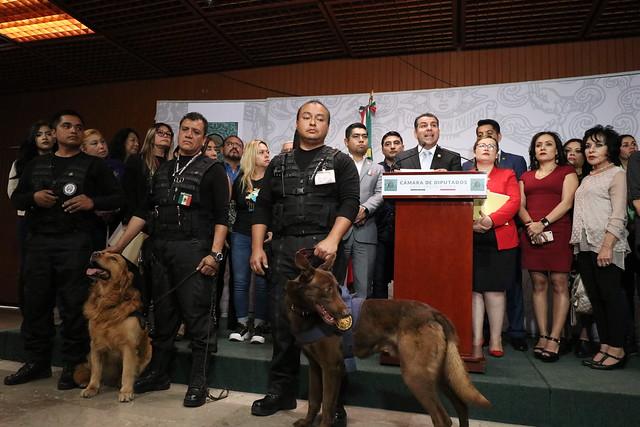 25/02/2020 Conferencia de Prensa Dip. Erwin Jorge Areizaga Uribe