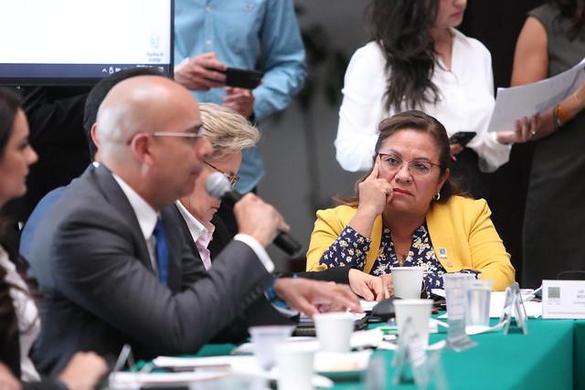 25/02/2020 Comisiones Unidas de Puntos Constitucionales y de Salud