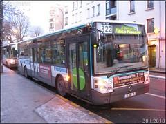 Irisbus Citélis Line – RATP (Régie Autonome des Transports Parisiens) / STIF (Syndicat des Transports d'Île-de-France) n°3145