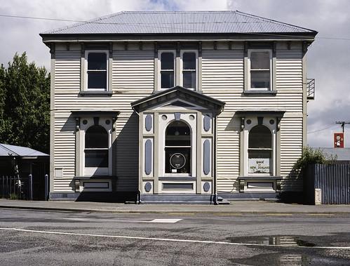 Rakaia, Former Bank of New Zealand