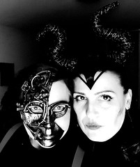 Borg and Maleficent