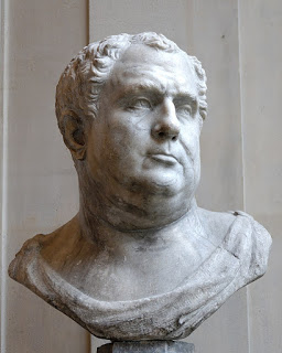 8 - الإمبراطور الروماني فتيلليوس 68م - 68 م - أباطرة العام الواحد