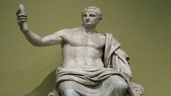 1- الإمبراطور الروماني نيرفا - Nerva