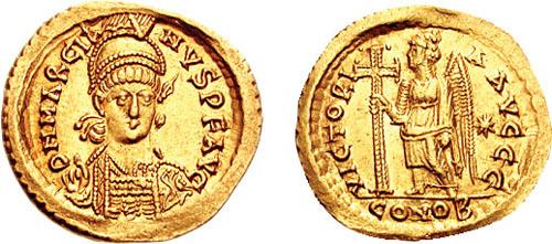 الامبراطور مارسيان - Marcian