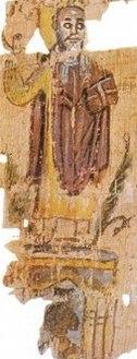 23 - البابا ثاؤفيلوس - Theophilus