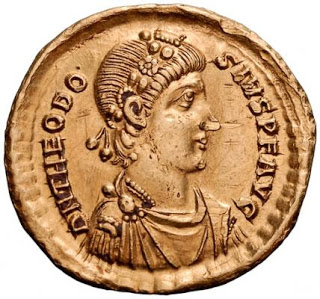 Theodosius I the Great - الإمبراطور ثيؤدوسيوس الأول