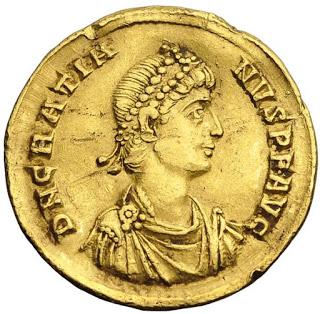 الإمبراطور جراتيان - Gratian