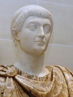 Constans Iالإمبراطور قسطنس -
